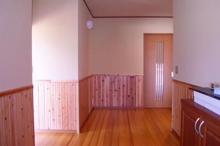 K様邸玄関2