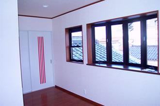 K様邸和室2F廊下1