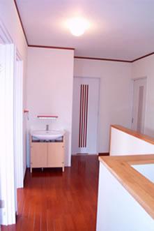 K様邸和室2F廊下2