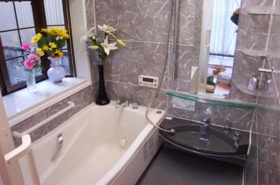 H様邸浴室改装後