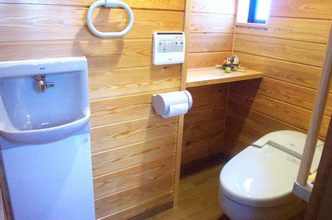 A様邸トイレ改装後